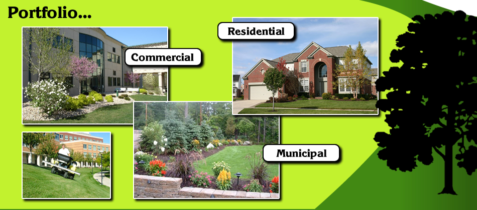 Commercial, Residential & Municipal properties